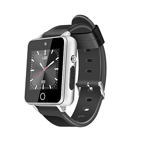 Bluetooth Smartwatch Fitness Intelligente Armbanduhr Fitness Tracker Sport Uhr, S91 GSM 512M + 4G Quad Core Android 5.1 Smart Watch Verwenden Sie WiFi für Android und IOS Smartphones Damen Herren