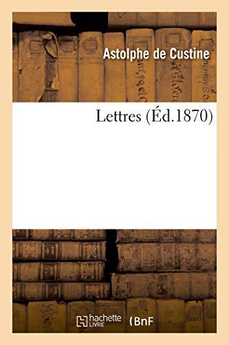 Lettres (Littérature)