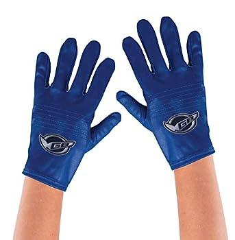 Disguise Blue Ranger Beast Morpher Kids  Costume Gloves