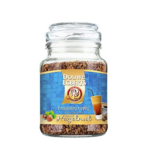 Douwe Egberts Instant Coffee Geröstete Haselnuss-Aroma - 1 Packung mit 95 g