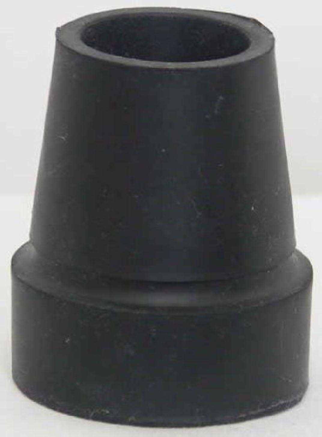 迫害ハードリング窒素ハンディステッキチェアー(伸縮自在式)用先ゴム(内径22mm)1個(送料込み。郵便で送付)