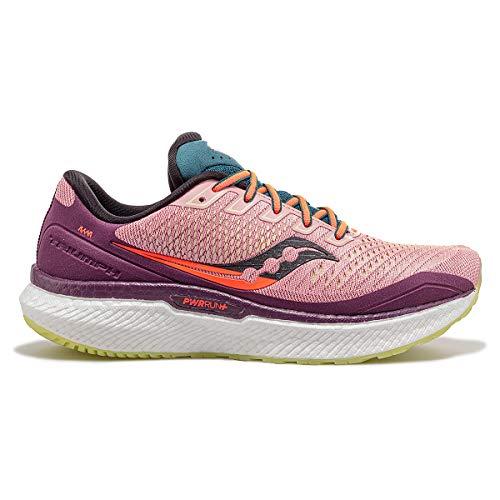 Saucony Women's Jackalope 2.0 Triumph 18 Running Shoe - Color: Jackalope - Size: 7.5 - Width: Regular