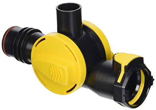 Laguna Diverter Valve for PowerJet Fountain/Waterfall Pump Kits, 1-1/4-Inch