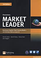 Market Leader Elementary (3E) Coursebook with Practice File A with DVD-ROM and Audio CD