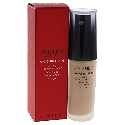Shiseido Synchro Skin Base Maquillaje Tono R2-B20-30