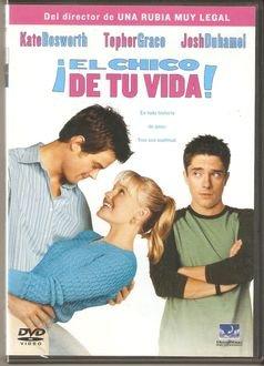El Chico De Tu Vida dvd