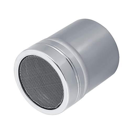 Tarro de especias de acero inoxidable, funcionalidad de preparación constante Tarro de especias ajustable, barra de café de conveniencia para principiantes(Medium)