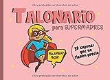 Talonario Para Supermadres: Talonario De Vales Para Mamá, Regalo De...