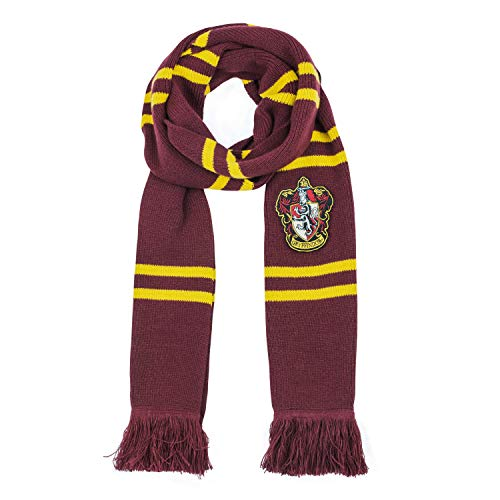 Cinereplicas Harry Potter Scarf - Deluxe Edition - 98