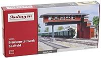 Auhagen - 13304 - Modélisme Ferroviaire - Bâtiment - Poste D'aiguillage
