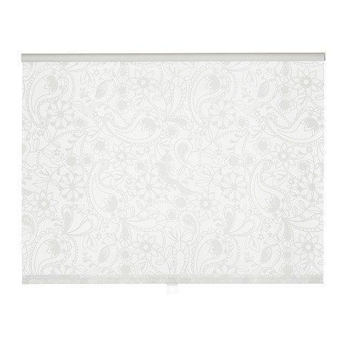 IKEA Liselott - Rollo, weiß - 80x195 cm