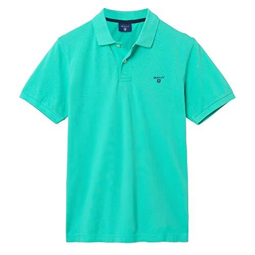 GANT Herren Poloshirt The Summer Pique Kurzarm EIS (298) XXXL