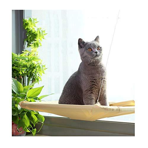 F&F Zomer glas raam kat hangmat kat nest, sterke zuignap vast