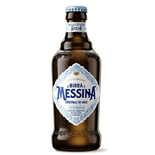BIRRA MESSINA CRISTALLI DI SALE CL.50X15