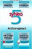 syNeo 5 Antitranspirant Deo Tücher für Damen und...