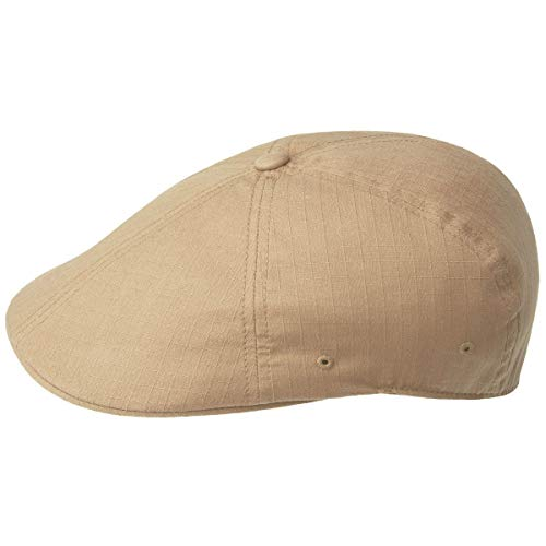 Kangol Headwear Ripstop 504, casquette souple Homme, Beige - Beige, Large (Taille fabricant: Large/X-Large)