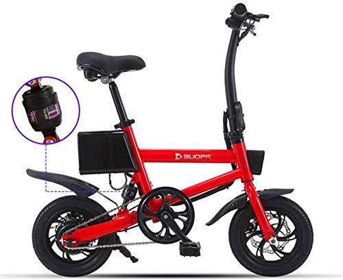 Bicicletas Eléctricas, Las bicicletas eléctricas, Mini E-bici hombres 240w bicicletas plegables eléctricos...