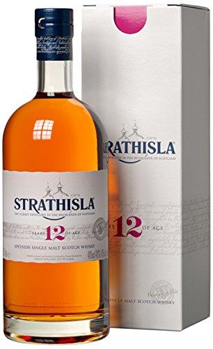 Strathisla 12 Years Old mit Geschenkverpackung Whisky (1 x 1 l)