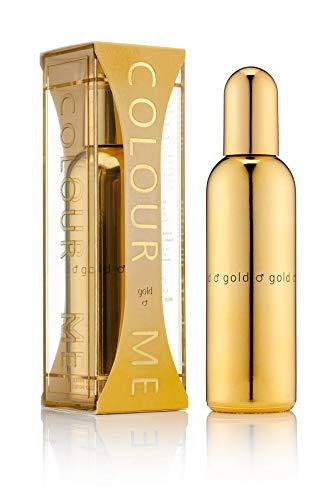 Colour Me Gold Homme - Fragrance for Men - 90ml Eau de Parfum, by Milton-Lloyd
