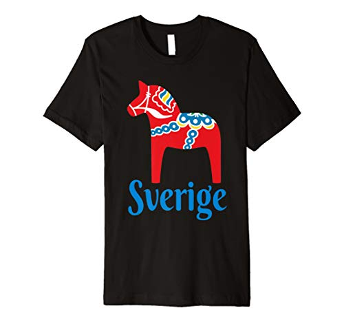 Sverige Schweden schwedische Dala Pferd Dalapferd