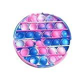 pEGONE Push Pop Pop Bubble,Sensory Fidget Toy,Autisme Besoins spéciaux Anti-Stress Jouet,...