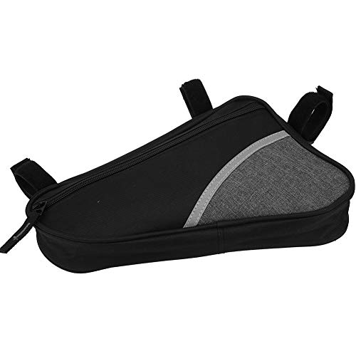 Demeras Waterproof Cycling Pack Bike Front Beam Bag Bicycle Handlebar Pouch for Mountain Bike