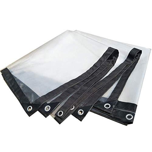 ZKORN Waterproof Tarpaulin, Tarpaulin Waterproof Tarpaulin Sheet Thick plastic sheet waterproof tarpaulin membrane balcony rain window insulation cloth