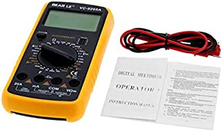 DT9025A AC/DC Professional Electric Handheld Tester Meter Digital Multimeter