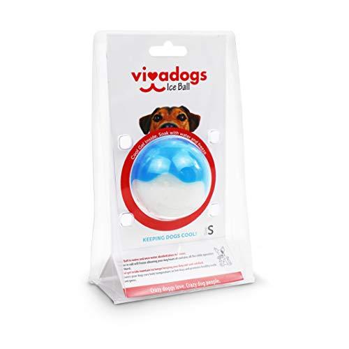 Vivadogs - Ice Ball - Juguetes para Perros - Juguetes para Perros...
