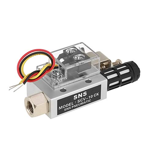 Generatore di pressione negativa pneumatica SNS PR1/ 4'Generatore di espulsore di vuoto a filo femmina SCV-10CK pompa vuoto