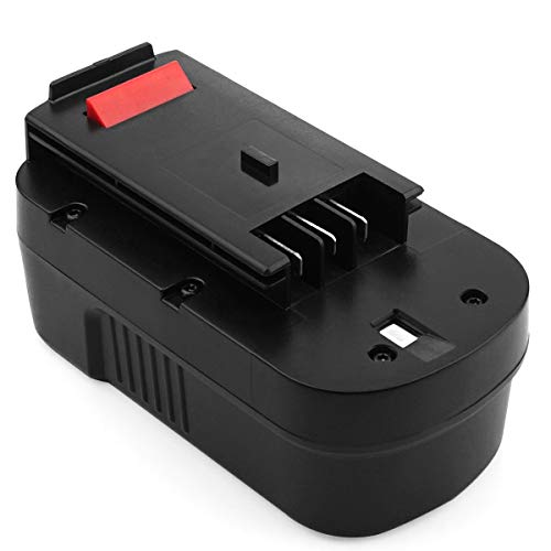 Advtronics 18V 3.5Ah Ni-MH para Batería Black & Decker 244760-00 A1718 A18NH HPB18 HPB18-OPE A18 FS180BX FS18BX FS18FL FSB18 244760-00