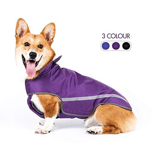 SENYE PET Dog Raincoat