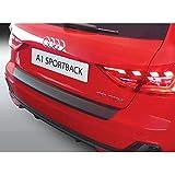 RGM RBP849 - Protezione per soglia Posteriore (ABS) Audi A1 (GB) Sportback S-Line 2018-Nero