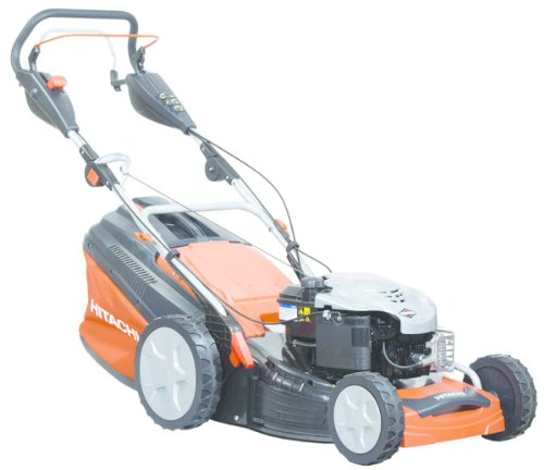 Hitachi ML 190EA Walk behind lawn mower 3260W - Rasenmäher (Walk behind lawn mower, 46 cm, 3 cm, 8 cm, 0,6 l, 3,5 km/h)