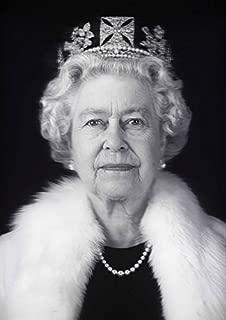 Queen Elizabeth II Portrait 13x19