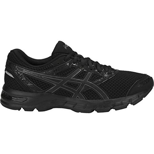 ASICS Gel-Excite 4 Men's Running Shoe, Black/Carbon/Black, 12 M US