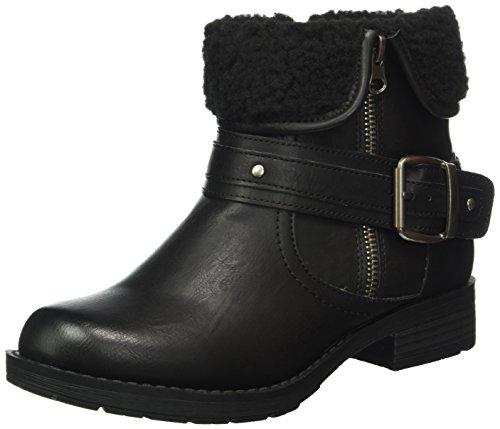 Refresh Damen 62131 Combat Boots, Schwarz (Negro), 36