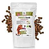DOGS-HEART PARATIC Snack 450g | Natürlicher Schutz- Snack für Hunde mit Schwarzkümmelöl und Kokosöl | Premium Hunde Leckerli | natürlich, beruhigt & entspannt