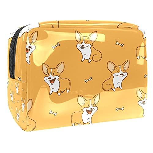 Borsa da viaggio con farfalla ad acquerello, leggera, grande capacità, 17,3 x 7,8 x 15,1 cm, borsa per cosmetici portatile resistente all'acqua, Multicolore 6., 18.5x7.5x13cm/7.3x3x5.1in,