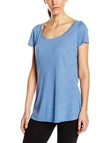 Stedman Apparel Damen Daisy (Crew Neck)/ST9950 T-Shirt, Blau (Vintage Blue), M