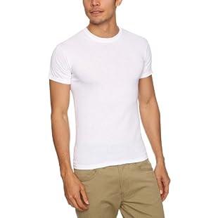 Fruit of the Loom Original T 5-Pack Logo Men's T-Shirt White Medium