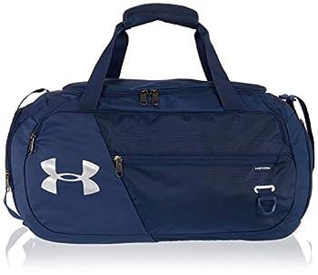 Under Armour Undeniable Duffle 4.0 Gym Bag Academy Blue  408 /Silver Medium