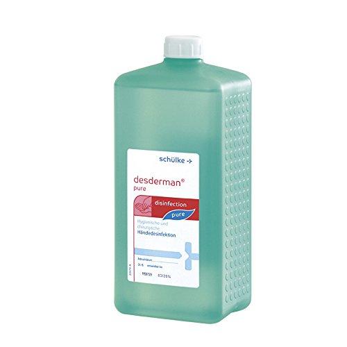 Desderman pure Händedesinfektion 1 Liter Euroflasche