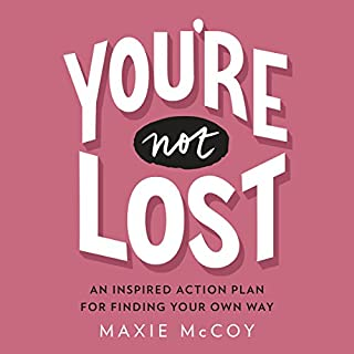 You're Not Lost audiobook cover art