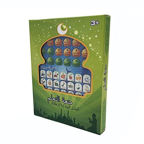 YXDS Tableta Creativa para niños, máquina de Aprendizaje Multifuncional, Juguete de educación temprana para niños, Regalo de cumpleaños