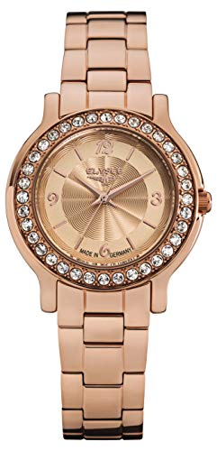 Elysee Helena edle Damen Armbanduhr mit Datumsanzeige