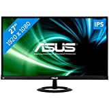 ASUS VX279C 27' Monitor, FHD, 1920 x 1080, IPS, HDMI, USB Type-C, Flicker Free, Filtro Luce Blu, Certificazione TUV, Adaptive-Sync