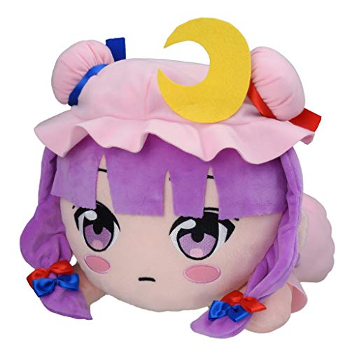 Sega Touhou Project: Patchouli Knowledge Mega Jumbo Nesoberi Stuffed Plush, 15.7""