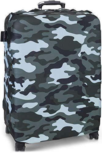 LuxuryforTravel - elastische Kofferschutzhülle auffallende Kofferhülle Kofferüberzug Luggage Protector Cover Kofferbezug Reisekofferabdeckung Koffer Schutz...