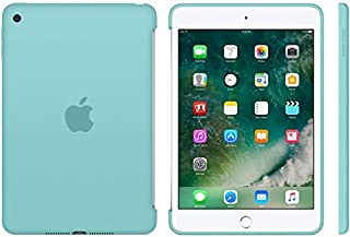 Apple iPad mini 4 Silicone Case - Blue, MN2P2ZM-A